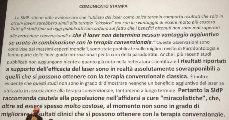 Comunicato SIdP