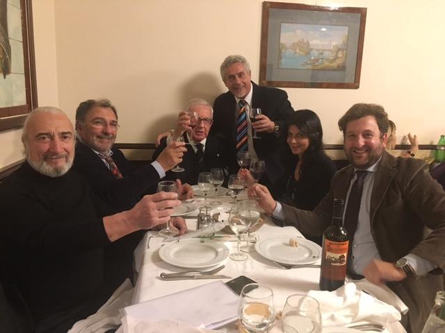 Covani, Piattelli, Tramonte, Famà, Fabris